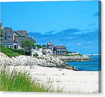 Chatham Cape Cod Canvas Print