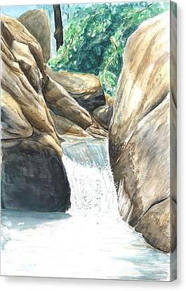 Chau-ram Canvas Print by Lane Owen