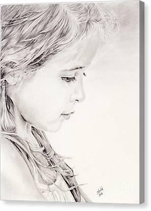 Chavonne Canvas Print
