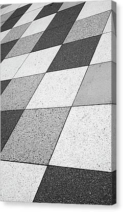 Checker Board Canvas Print