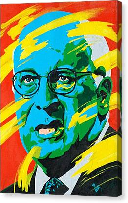 Cheney Canvas Print