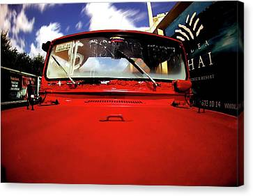 Cherikee Red Two Canvas Print by Mike Lindwasser Photography