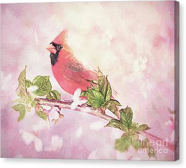 Cherry Jubilee Canvas Print