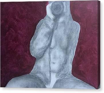Cherry Wine Canvas Print