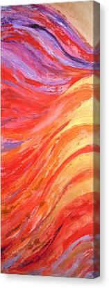 Cherubim Canvas Print by Deborah Brown Maher