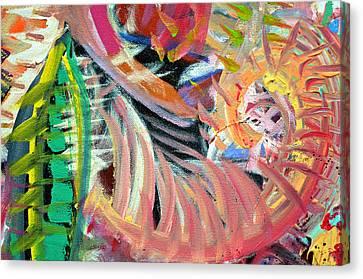 Cherubim Out-take 1 Canvas Print