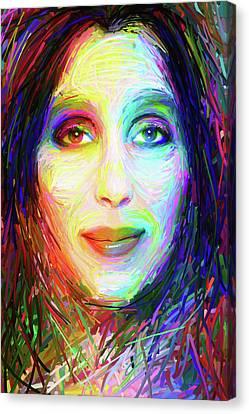 Cheryl Sarkisian Canvas Print