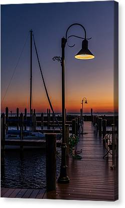 Chesapeake Light Canvas Print by Gary Migues