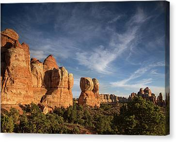 Chesler Park Sunset Canvas Print