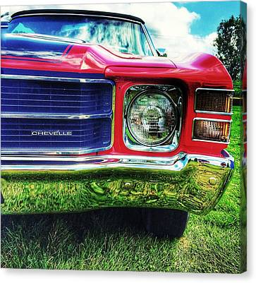 Canvas Print - Chevelle by Jame Hayes