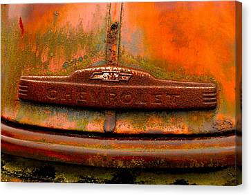 Chevorlet Truck Canvas Print