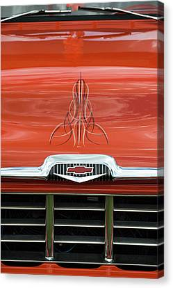 Chevrolet 29 Canvas Print by Wendy Wilton