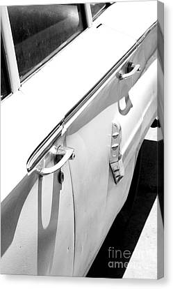 Chevy Biscayne Canvas Print by Amanda Barcon