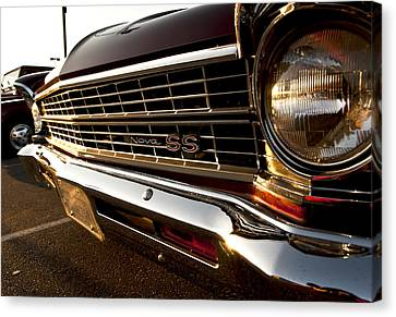 Chevy Nova Ss Canvas Print by Cale Best