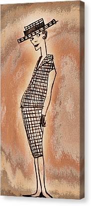 Chic A Canvas Print by Svetlin Yosifov