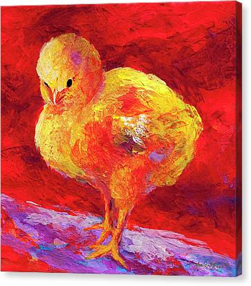 Chic Flic Vii Canvas Print by Marion Rose