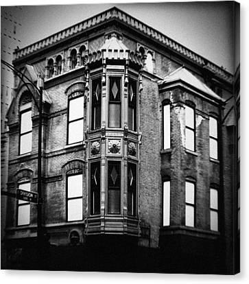 Chicago Historic Corner Canvas Print