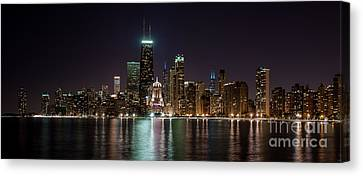 Chicago North Lakeshore Drive  Canvas Print by Frank  Cramer