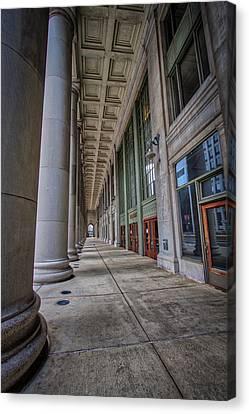 Chicago Union Station Entrance Canvas Print