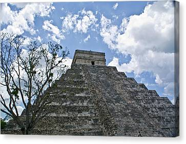 Chichen Itza 6 Canvas Print by Douglas Barnett