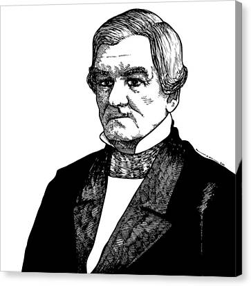 Chief John Ross Canvas Print by Karl Addison