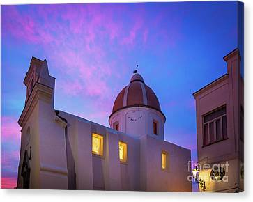 Chiesa San Gaetano Canvas Print by Inge Johnsson