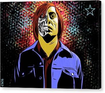 Chigurh Canvas Print by Surj LA
