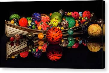 Chihuly Reflection Canvas Print