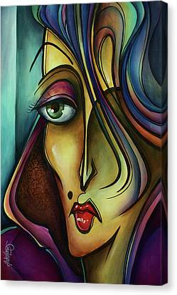 Chil Canvas Print by Michael Lang
