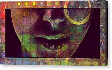 Child Of The Universe 2 Canvas Print by Art Dreams