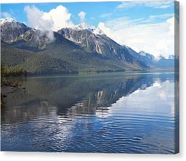 Chilkoot Lake Canvas Print