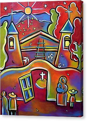 Chimayo Light Canvas Print