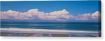 China Beach Vancouver Island British Canvas Print by Panoramic Images