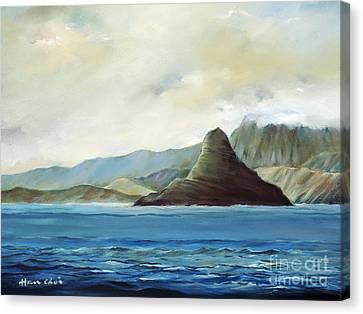 Chinamans Hat Canvas Print by Han Choi - Printscapes