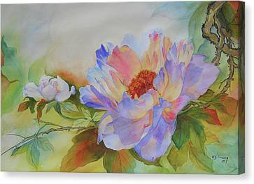 Chinoiserie Canvas Print by H S Craig