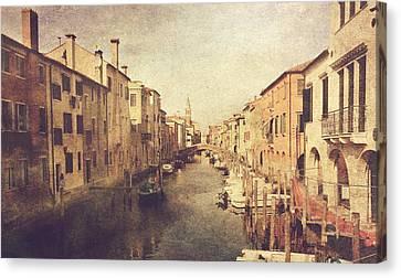 Chioggia Canvas Print