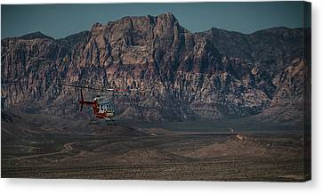 Chopper 13-1 Canvas Print
