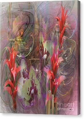 Chosen Ones Canvas Print by John Beck