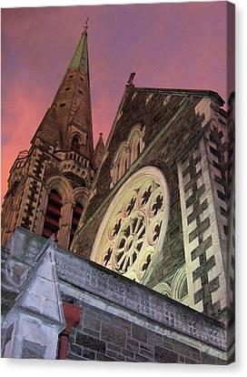 Christchurch Canvas Print