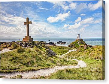 Christian Heritage Canvas Print by Colin and Linda McKie