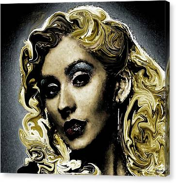 Christina Canvas Print
