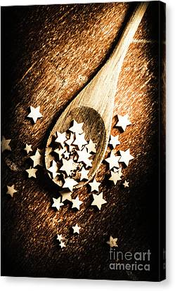 Making Canvas Print - Christmas Cooking by Jorgo Photography - Wall Art Gallery