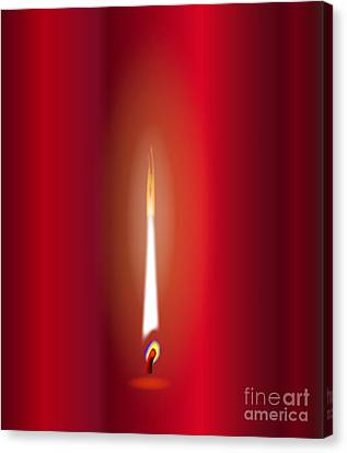 Christmas Candles Canvas Prints Page 31 Of 35 Fine Art America