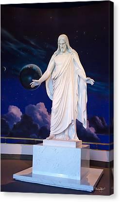 Christus Canvas Print