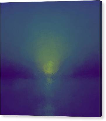 Chromatic Vision Canvas Print by Lonnie Christopher