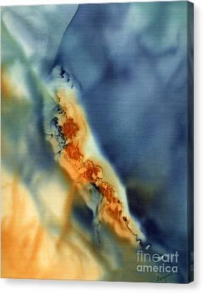 Chrysalis Canvas Print by Addie Hocynec