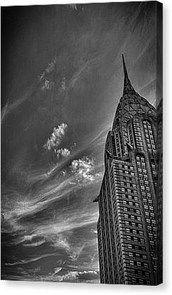 Chrysler Building Nyc Canvas Print