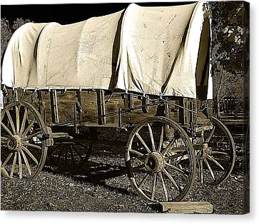 Chuck Wagon 2 Canvas Print