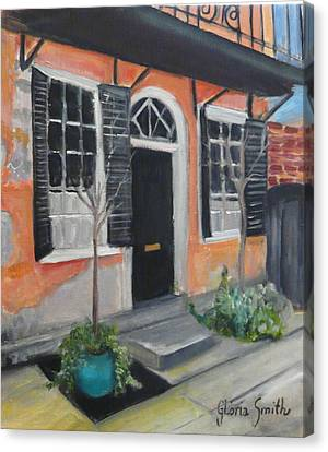 Church Street Canvas Print