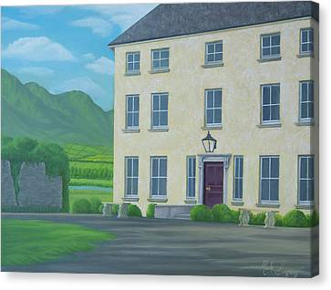 Churchtown Reunion Canvas Print